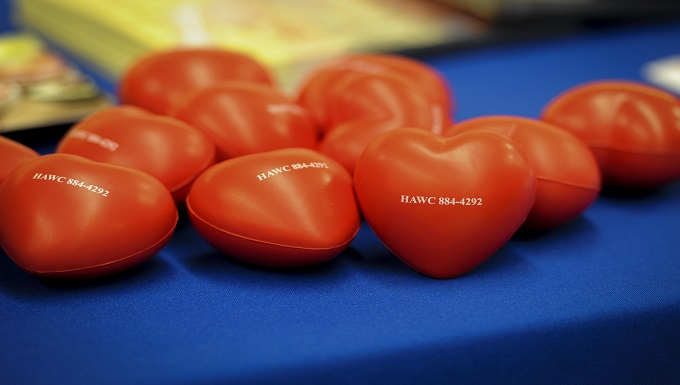 HAWC hosts National Heart Month Event